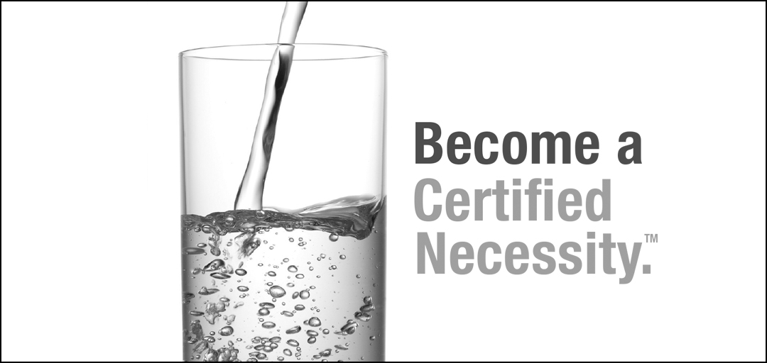 Become a certified Necessity